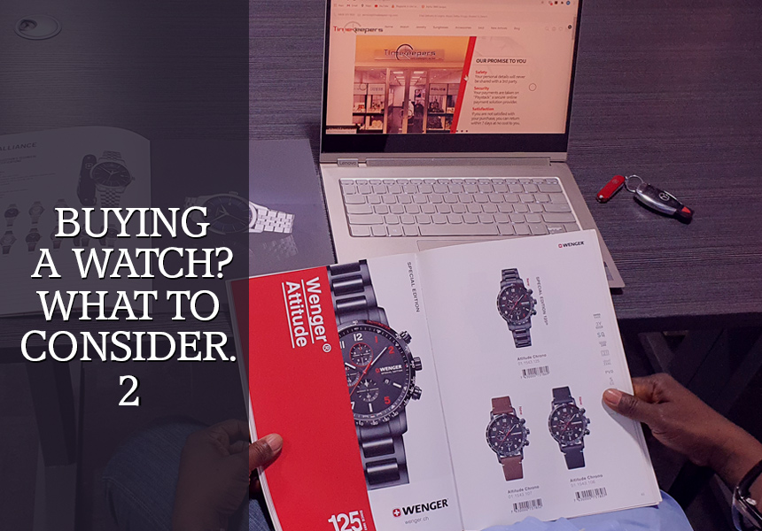Buying a wristwatch? What to consider (2).